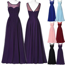 Women Strapless Party Cocktail Bridesmaids Evening Dress Formal Prom Ball Gown