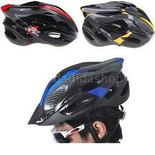 New Bike Bicycle Helmet Adult Cycling Carbon Safety Protection Helmet COOL A6B4