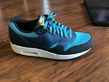 Nike Air Max 1 Essential [537383-402] NSW Running Blue/Black-Squadron Blue-Grey