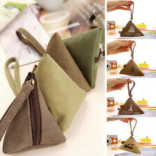 Creative Coin Wallet Cute Triangle Purse Women Bag Coin Wallets Famale Purses