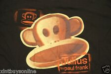 Paul Frank T Shirt Brown   Julius Stencil   Paul Frank