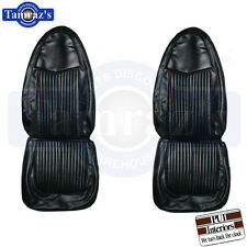 1970  Plymouth  Duster / 340 Front Seat Covers Upholstery PUI New