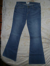 "NWT CURRENT ELLIOT ""The Bell"" Jeans Jean Carnival Wash Flare Bell Bottom Size 28"
