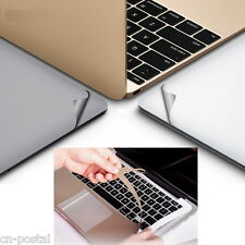 3M Sticker Decals Skin Cover Guard Protector for Apple MacBook Air Pro Touch Bar