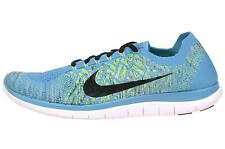 Nike Free 4.0 Flyknit Mens Running Shoes Run Sneakers 717075-404