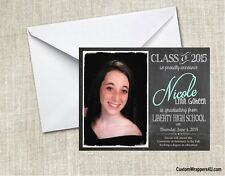 Graduation Your Photo Party Invitations Announcements Personalized Custom