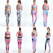 2016 New Yoga Clothes Suit Seamless Bra Sports And Fitness Leggings Yoga Pants