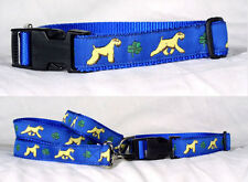 Dog Ink NEW US Made Leash/Collar Set - Soft Coated Wheaten Terrier