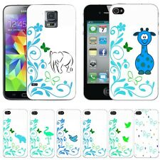 pictured printed gel case cover for popular mobiles ref qq5