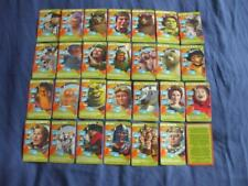 REF21:TOP TRUMPS:SHREK 2 (2004 ISSUE):SINGLE CARD SELECTION FROM MENU