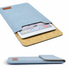 Fashion Denim Jean Sleeve Pouch Bag Case Cover for Apple iPad Mini Air Pro 12.9""