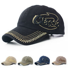 Men Casual Outdoor Sport Baseball Cap Adjustable Snapback Women Hip-hop Sun Hats
