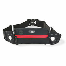 Titan Neoprene Runners Jogging Running Belt Pack - Zipped Pocketed Waist Bum Bag