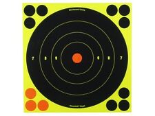 "Birchwood 8"" Shoot-N-c Stick on Target Air Rifle High Viz"