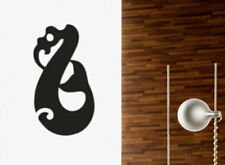 Maori Manaia Spiritual Guardian NZ Symbol Wall Decal Vinyl Sticker