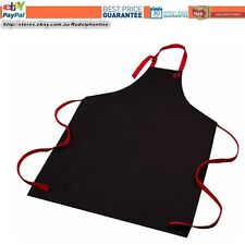 NEW Masterchef Professional Apron - Black and Taupe / Black and Red