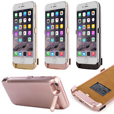 10000mAh Battery Case External Power Backup Charging Cover For iPhone 6 6S Plus