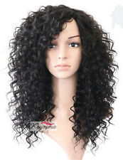 "100% Indian Soft Curly Human Remy Hair Lace Front Wigs For Women 8-22"" Hair Wigs"