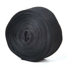 10m x 20/25mm Black Nylon Fabric Webbing Tape For Strapping Belting Bag Strap