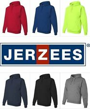 JERZEES - 50/50 Hooded Pullover Sweatshirt Tall Sizes - 996MT XLT-3XLT
