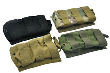 4 Colors for Airsoft Tactical Military Molle Single Magazine Pouch Bag