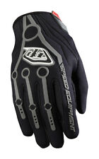 Troy Lee Designs NEW Mx 2016 SE Cold Weather Black Motocross Bike Winter Gloves
