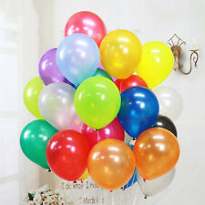 "12"" 10 20 50pcs Colorful Latex Helium Ballons Wedding Birthday Party Decoration"