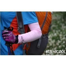 Sport Outdoor Arm Stretch Sleeves Sun Block UV Protection Covers Hot Sale