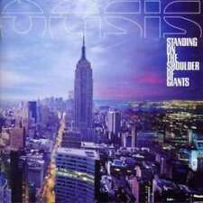 OASIS STANDING ON THE SHOULDER OF CD NEW
