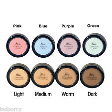 2nd Love Corrector Creme Concealer Foundation Conceal Correct Green Blue Light