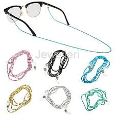 Copper Sunglasses Eyeglass Chain Cord Strap Reading Glasses Spectacles Holder