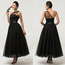 Women`s New Long Evening Dress Formal Bridesmaid Wedding Ball Gown Prom Pageant