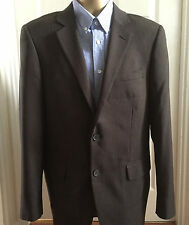 Taylor & Wright Mens 2 Piece Brown Suit 38