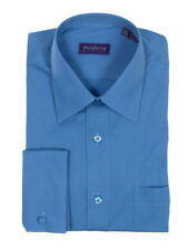 Modena French Cuff Dress Shirt Regular Sizes 32/33  34/35 sleeve sizes Cadets