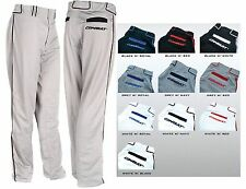NEW Combat Youth Piped & Trimmed Stock Open Bottom Pro Baseball / Softball Pants