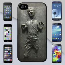 Star Wars Han Solo Carbonite for iPhone & Galaxy Case Cover