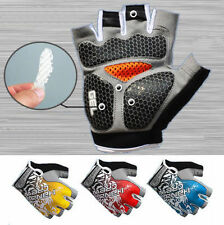 New Fashion Cycling Bike Bicycle GEL Shockproof Sports Half Finger Glove