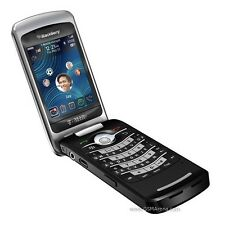 Original Unlocked Blackberry Pearl 8220 Flip Mobile Phone 2G Cellphone