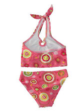 Elfindollkids Girls 2 pieces Set Tankini in Hot Pink Size 3,4,5,7,8,10
