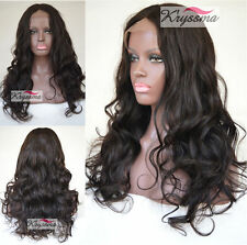 Indian Glueless Remy Curly Best Lace Front Human Hair Wigs For African Americans