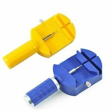 Bracelet Wrist Watch Band Adjuster Repair Tool Link Strap Remover + Free Pins