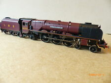 Hornby 6233 'Duchess of Sutherland' in LMS Maroon livery