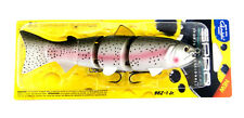 SPRO BBZ-1 JR SWIMBAIT BASS STRIPER MUSKY LURE RAINBOW TROUT SELECT SINK RATE