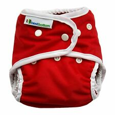 Best Bottom Reusable Cloth Diaper - SNAP - washable shell eco friendly && cute 3