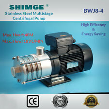 Shimge Stainless Steel Multi-Stage Centrifugal Pump BWJ8-4