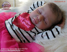 """20-21"""" UNPAINTED REBORN DOLL KIT, WITH OR WITHOUT BODY- """"JULIETTE"""""""