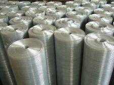 "Galvanised Welded Wire Mesh 1""x1"""