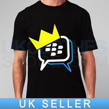 BLACKBERRY KING TRAPSTAR 40OZ OBEY WASTED YOUTH  COMME DES DISOBEY RAP  T SHIRT