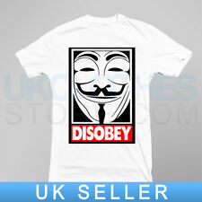 DISOBEY FUCKDOWN TRAPSTAR DOPE OBEY WASTED YOUTH LAST KINGS T SHIRT
