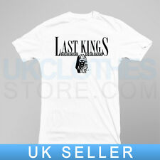 LAST KINGS TRAPSTAR 40OZ OBEY WASTED YOUTH RAP COMME DES DISOBEY RAP  T SHIRT